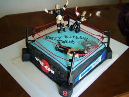 Wrestling Ring Bed by Wwe Raw Wrestling Cake Wrestling Wwe Raw Kids Cakes