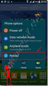 reboot android what is the difference between power on and restart of the