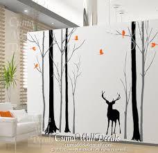 Animal Wall Decals For Nursery Tree Wall Decal Nursery Birds Wall Sticke By Cuma Wall Decals On