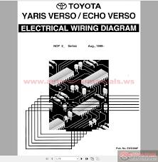 captivating toyota yaris wiring diagram pdf images best image