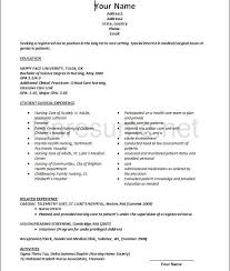 Nurse Resume Samples by New Grad Nurse Resume Sample The Best Of Magic Resume