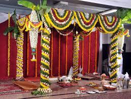 hindu wedding mandap decorations indian engagement decoration ideas home imanlive