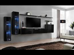 Wall Mounted Living Room Furniture Tips For Decorating With Black High Gloss Living Room Furniture