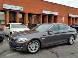 2013 bmw 5 series 535i xdrive toronto ontario car for sale