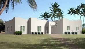 Santa Fe Style House Santa Fe Style House Plans Plan 41 730
