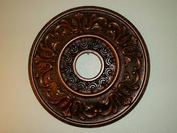 Bronze Ceiling Medallion by Ceiling Medallions