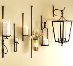 Glass Wall Sconces For Candles Wall Sconces With Candles Sconce Metal Wall Candle Holder Metal