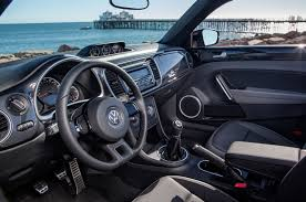 beetle volkswagen interior 2013 volkswagen beetle reviews and rating motor trend