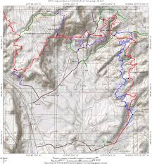 Moab Utah Map by Sovereign Singletrack
