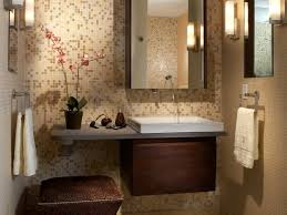 Beige Bathroom Vanity by Beige Tile Bathroom Cladding Square Shape Black Floor Tiles Mosaic