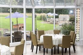 round table woodside rd conservatory dining room at woodside sundial group