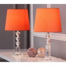Orb Table Lamp Crystal Table Lamps You U0027ll Love Wayfair