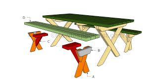 Morris Chair Plans Howtospecialist How by Outdoor Bench Howtospecialist How To Build Step By Step Diy