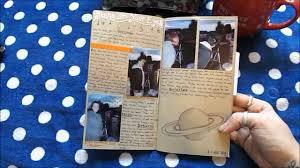 travel notebook images Midori travelers notebook travel journal flipthrough jpg