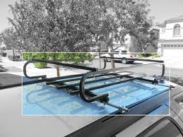 Car Top Carrier Cross Bars Diy Roof Rack Cross Bars 5 Steps With Pictures