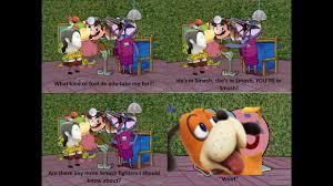 Smash Bros Memes - funny spongebob smash bros meme youtube