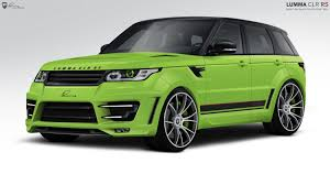 land rover one 2014 range rover sport by lumma design review gallery top speed