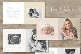 baby album baby album template photos graphics fonts themes templates