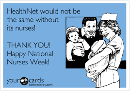National Nurses Week Meme - what is it like for a nurse in a community health center give a