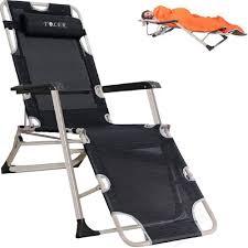 Folding Beach Lounge Chair Yoler Zero Gravity Chair Beach Chairs Outdoor Patio Lounge Chair