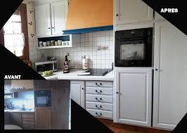 cuisine peinte en gris relooking cuisine galeries photos ateliers renard essonne