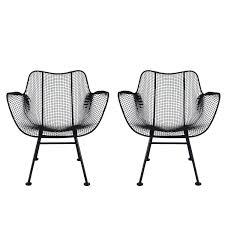 Bouncy Patio Chairs by Russell Woodard Patio Furniture Sculptura Chairs Tables U0026 More