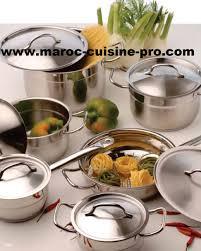 materiel de cuisine pas cher conseils pour équipement d une restaurant au maroc maroc cuisine pro
