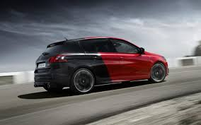 black peugeot review peugeot 308 gti what u0027s so special about it