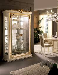 leonardo collection dining room display cabinet www arredoclassic