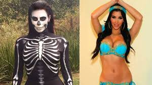 94 Popular Celebrity Halloween Costumes Images Kim Kardashian U0027s 5 Hottest Halloween Costumes