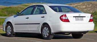 2004 toyota camry information and photos zombiedrive