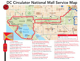 Purchase Ny Map Fact Sheet Dc Circulator National Mall Service Info Dccirculator