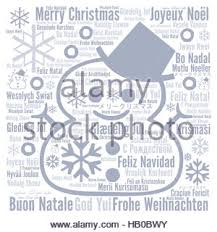 santa snowman christmas tree russian dolls snow christmas