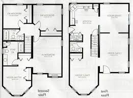 4 bedroom 2 story house plans simple 4 bedroom house plans fresh bedrooms decor ideas