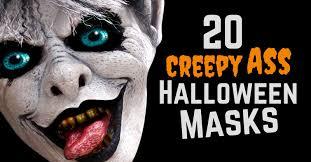 scariest masks top 20 scariest masks looklikeazombie
