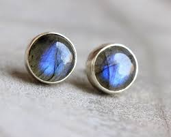 silver earrings studs buy labradorite earrings stud earrings silver ear studs