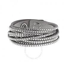 swarovski jewelry bracelet images Swarovski slake crystal gray bracelet 5181989 swarovski ladies jpg