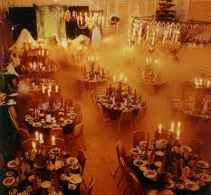 decorating amazing halloween dining table for halloween party