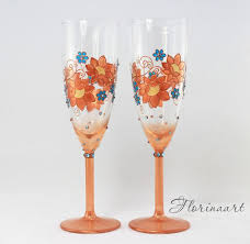 wedding gift glasses 90 best wedding glasses images on artists planning a