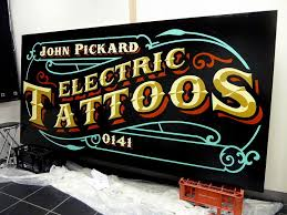 190 best sign painting images on diy doors and drawing
