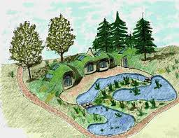 hobbit house designs inspiring habitats for hobbitsand humans