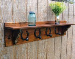 Barnwood Bookshelves by Reclaimed Wood Shelf Etsy