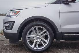 Ford Explorer Base - 2016 ford explorer limited 2 3l ecoboost 4wd road test review