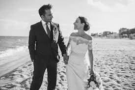 destination wedding barcelona adrianna papell wedding dress sara