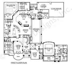 house plan 888 13 santorini luxury house plan spacious house plans