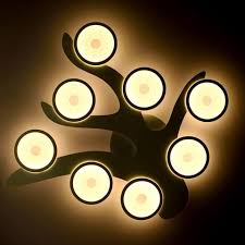 Hall Ceiling Lights by 2016 Surface Mounted Super Thin Circel Rings Modern Led Ceiling