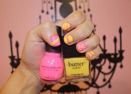 nail art dots u0026 stripes la belle mélange