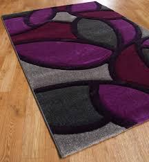 Purple Bath Rugs Black And Purple Bathroom Rugs Funky Paving Rugs In Purple Grey