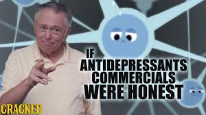 viagra commercial actress game of thrones if antidepressant commercials were honest