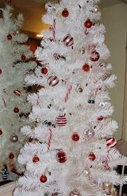 White Christmas Tree Decoration Ideas by Artificial White 2015 Christmas Trees Decorations From